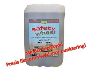 Safety Wheel, 25 l
